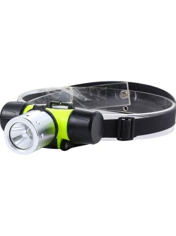 Inki LED-Stirnlampe in Schwarz
