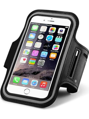 Inki Smartphone-fitnessarmband zwart