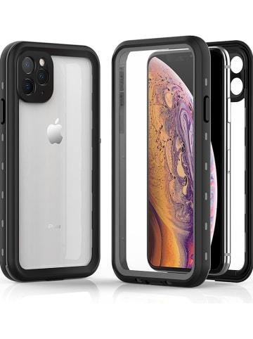 Inki Case für iPhone 11 Pro Max in Transparent/ Schwarz