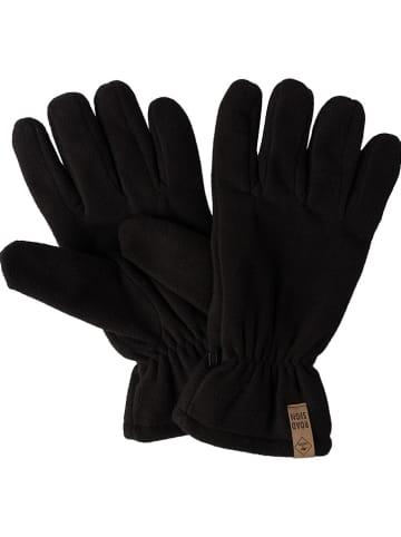 Roadsign Rękawiczki polarowe w kolorze czarnym