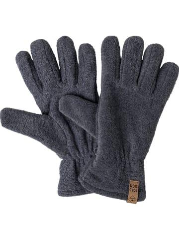 Roadsign Rękawiczki polarowe w kolorze szarym