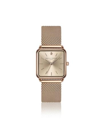 """Amelia Parker Zegarek """"AC6-B028R"""" w kolorze różowego złota"""