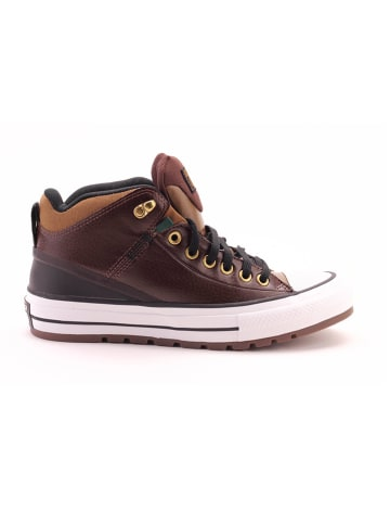 "Converse Sneakers ""Street Boot"" donkerbruin"