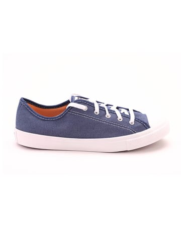 """Converse Sneakers """"Dainty"""" donkerblauw"""