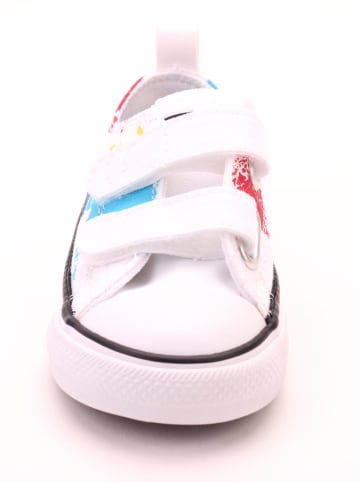 Converse Sneakers wit/meerkleurig