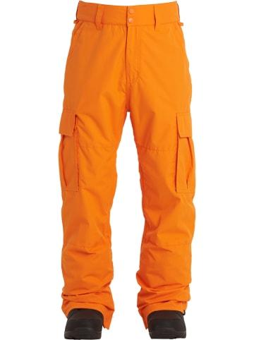 """Billabong Spodnie narciarskie """"Transport"""" w kolorze pomarańczowym"""