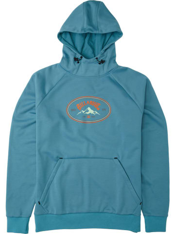 """Billabong Bluza polarowa """"Downhill"""" w kolorze niebieskim"""