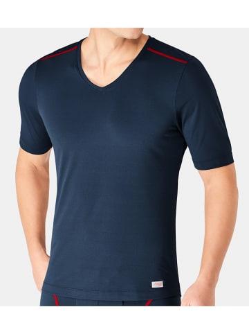 Sloggi Trainingsshirt donkerblauw