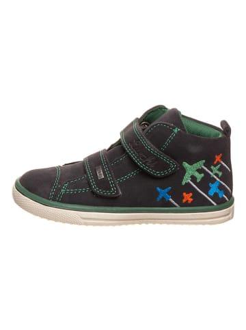 "Lurchi Leder-Sneakers ""Max-Tex"" in Schwarz"