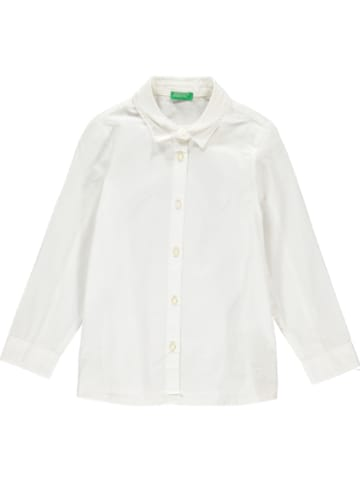Benetton Blouse wit