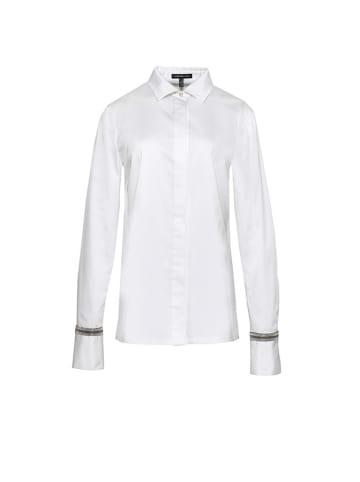 HEXELINE Koszula w kolorze białym