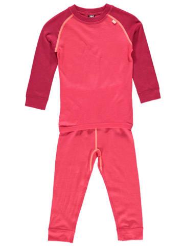 Helly Hansen 2-delige functionele ondergoedset rood