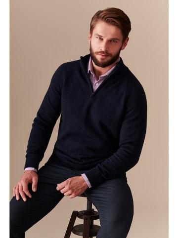 TATUUM Sweter w kolorze granatowym