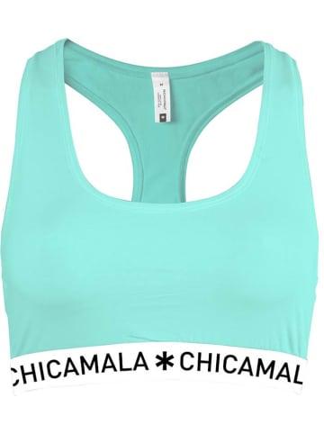 Muchachomalo Sportbeha turquoise