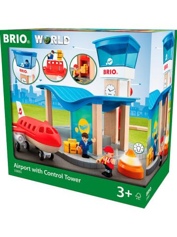 Brio Luchthaven met accessoires - vanaf 3 jaar