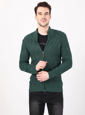GIORGIO DI MARE Vest groen