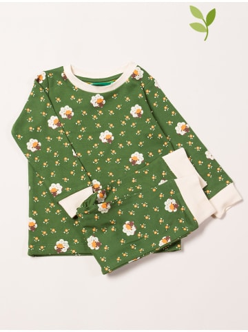 Little Green Radicals Pyjama groen