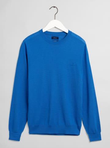 Gant Sweter w kolorze niebieskim