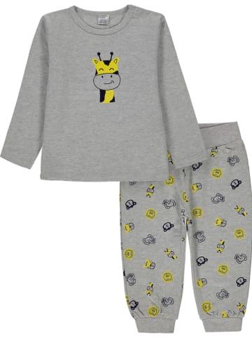Kanz Pyjama grijs