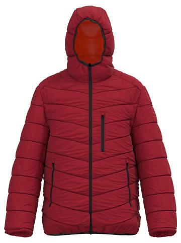 Chiemsee Kurtka zimowa w kolorze czerwonym