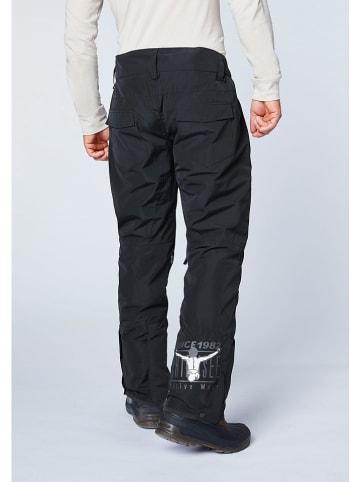 """Chiemsee Spodnie narciarskie """"Taos"""" w kolorze czarnym"""