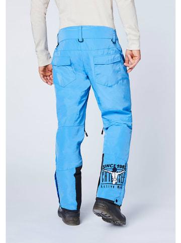 """Chiemsee Spodnie narciarskie """"Taos"""" w kolorze błękitnym"""