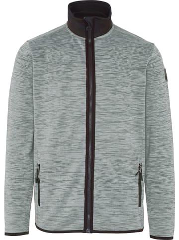 """Chiemsee Fleece vest """"Sabalan"""" grijs"""