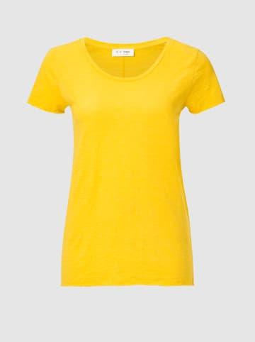 Rich & Royal Koszulka w kolorze żółtym