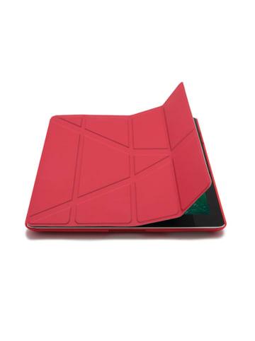 Unotec Flipcase voor iPad 2/3/4 rood