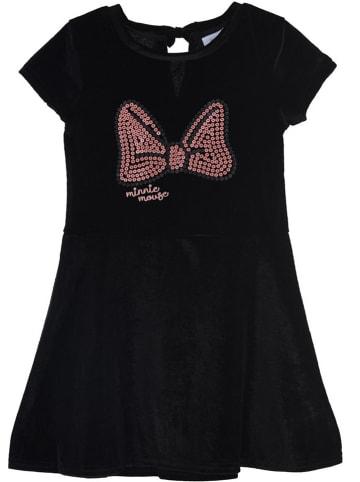"""Disney Minnie Mouse Sukienka """"Minnie Mouse"""" w kolorze czarnym"""