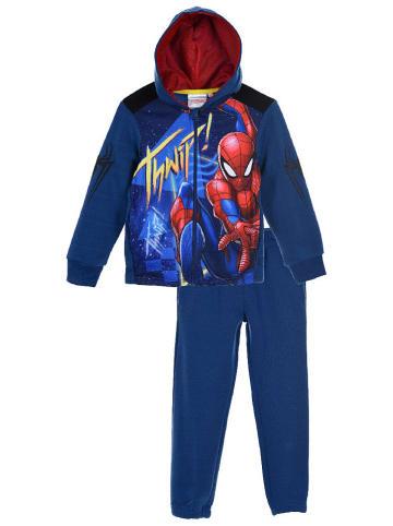 """Spiderman Trainingspak """"Spider-Man"""" blauw"""