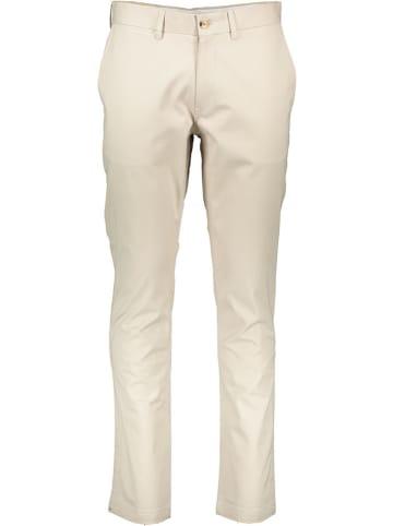 Ben Sherman Spodnie chino w kolorze kremowym