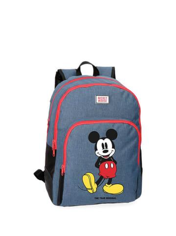Disney Plecak w kolorze niebieskim - (S)33 x (W)44 x (G)13,5 cm