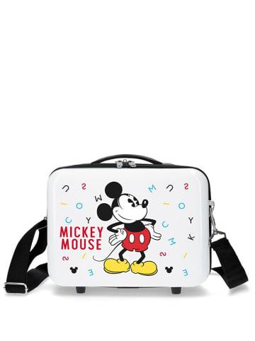 Disney Kuferek w kolorze białym ze wzorem - (S)29 x (W)21 x (G)15 cm