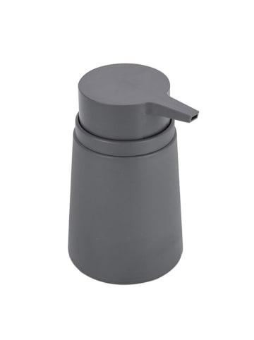 Tomasucci Dozownik w kolorze szarym do mydła - (W)13,5 x Ø 6 cm