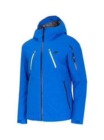 4F Ski-/snowboardjas blauw