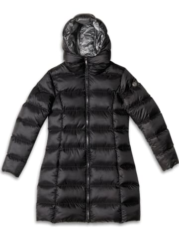 "COLD Wintermantel ""Comar"" zwart"