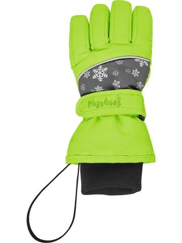 Playshoes Handschoenen groen