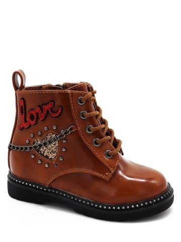 Doremi Boots camel
