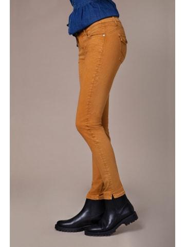 "Blue Fire Jeans ""Alicia"" - Skinny fit - in Hellbraun"