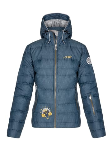 "Kilpi Ski-/ Snowboardjacke ""Maila"" in Blau"