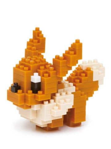 """Nanoblock 130-częściowe puzzle 3D """"Eevee"""" - 12+"""
