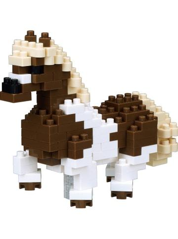 """Nanoblock 150-częściowe puzzle 3D """"Pony"""" - 12+"""