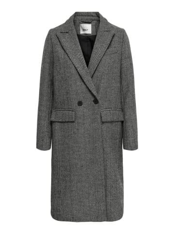 """ONLY Płaszcz przejściowy """"Madison"""" w kolorze czarno-białym"""