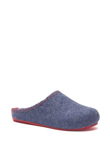 Comfortfusse Pantoffels donkerblauw