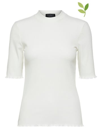 """SELECTED FEMME Shirt """"Anna"""" wit"""