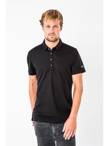 Super.natural Poloshirt zwart