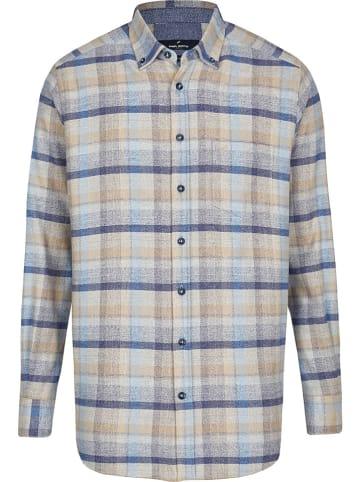 "Daniel Hechter Hemd ""Regular fit"" in Beige/ Blau"