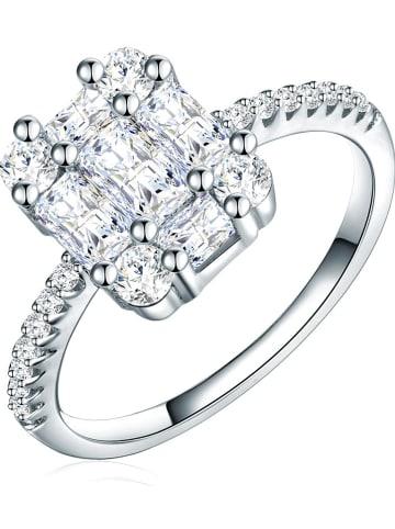 Carat 1934 Zilveren ring met edelstenen