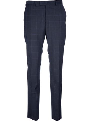 Strellson Spodnie chino - Slim fit - w kolorze granatowym